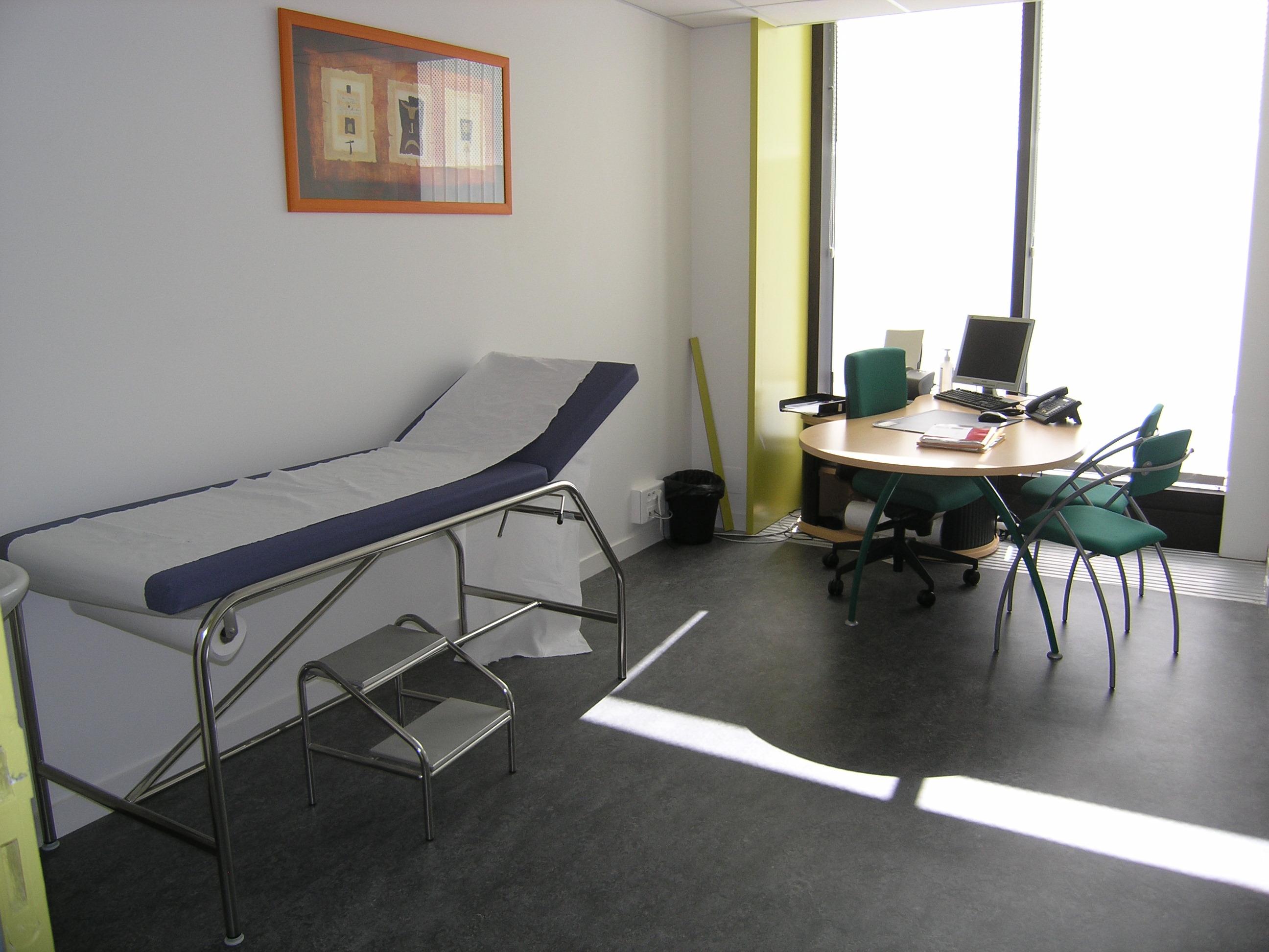 le bureau médical